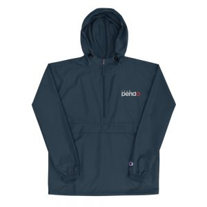 Team Pendo Embroidered Champion Packable Jacket
